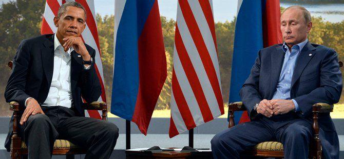 ABD Başkanı Baracak Obama Putin'le Yaptıkları Görüşme Hakkında Açıklama Yaptı