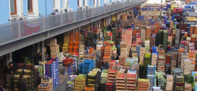 Rusya Türkiye'den İthal Edilen 14,5 Ton Marulu İade Etti