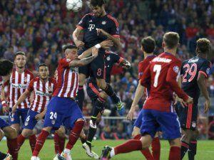 Atletico Madrid 1-0 Bayern Münih (Şampiyonlar Ligi)