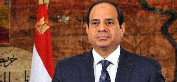 Sisi'den İnsan Hakları Açıklaması; Batı Tarzı İnsan Hakları Mısır'a Uymaz