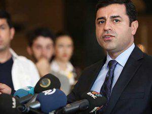 HDP Eş Genel Başkanı Selahattin Demirtaş'tan Dokunulmazlık Açıklaması