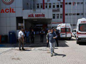 Gümüşhane'nin Torul İlçesindeki Saldırıda Yaralanan Jandarma Er Salih Bulut Şehit Oldu