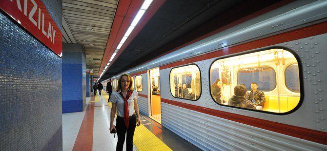 Ankara Metrosu'nda Kadın Vagonu mu Olacak?