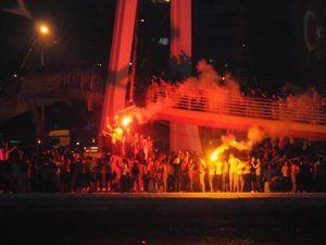 PTT 1. Lig Ekiplerinden Göztepe 91. Yılını Kutladı