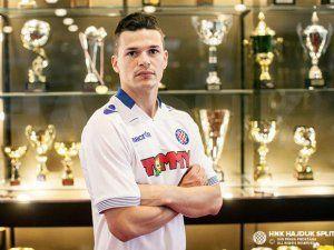 Balıkesirsporlu Ante Erceg Hajduk Split'e Transfer Oldu