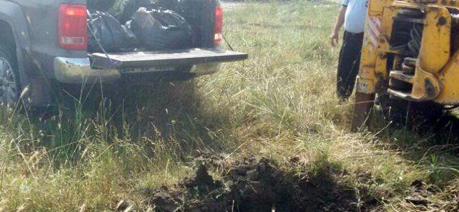 Çanakkale'de 328 Kilo Kaçak Domuz Eti Ele Geçirildi