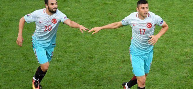 A Milli Futbol Takımı, EURO 2016'ya Veda Etti
