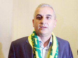 Şanlıurfaspor'un Yeni Başkanı İsmail Bağıban Oldu