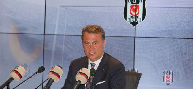 Sosa ve Atiba Beşiktaş'tan Ayrılıyor mu? Fikret Orman'dan Sert Açıklamalar