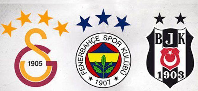 Beşiktaş, Fenerbahçe ve Galatasaray Birlik ve Dostluk Çağrısında Bulundu