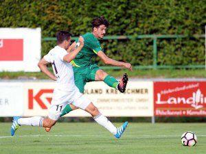 Bursaspor 2-3 Mlada Boleslav (Hazırlık Maçı)