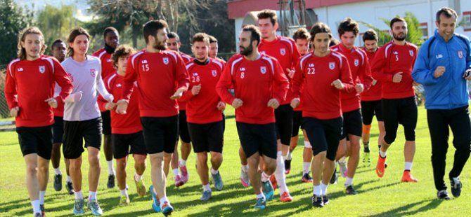 Samsunspor 6 Futbolcu ile Sözleşme Yenilemedi
