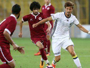 Fenerbahçe Hazırlık Maçında Al Faisaly ile 1-1 Berabere Kaldı