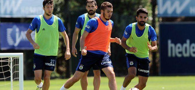 Fenerbahçe Monaco Maçı Hazırlıklarını Sürdürdü