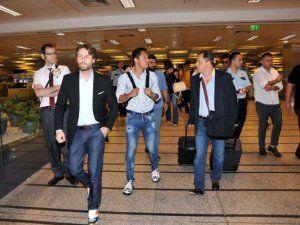 Beşiktaş'ın Yeni Transferi Adriano Correia İstanbul'a Geldi