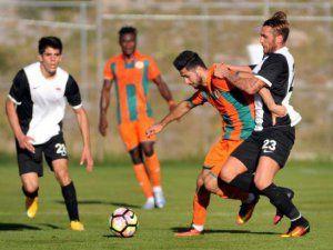 Alanyaspor 0-1 Manisaspor (Hazırlık maçı)