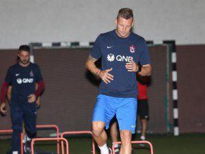 Trabzonspor'un Yeni Transferi Jan Durica Macaristan Kampına Katıldı