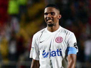 Samuel Eto'o Antalyaspor'dan Ayrılıyor mu?