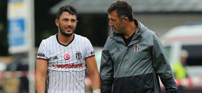 Yeni Sezon Hazırlıklarını Sürdüren Beşiktaş'ta Tolgay Arslan Sevinci