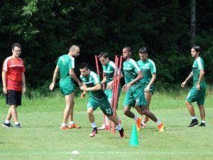 Yeni Sezon Hazırlıklarını Sürdüren Bursaspor'da Tempo Düşmüyor