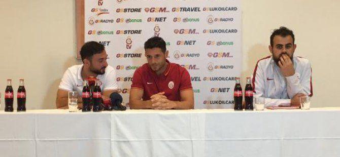 Blerim Dzemaili: Galatasaray'da Oynamak İstiyorum