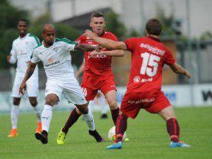 Vorwart Steyr 1-2 Bursaspor (Hazırlık Maçı)