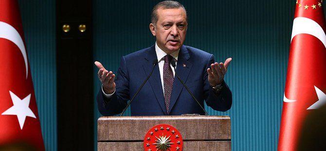 Cumhurbaşkanı Erdoğan'dan TSK ve MİT Cumhurbaşkanlığı'na Bağlansın Önerisi