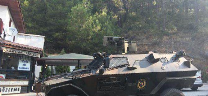 Firari Darbeci Askerler Fırından Ekmek Çaldı!