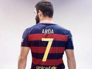 Arda'nın gol attığı maçta Barcelona galip