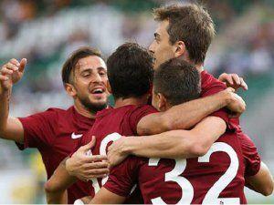 Trabzonspor İkinci Hazırlık Maçını 2-0 Kazandı