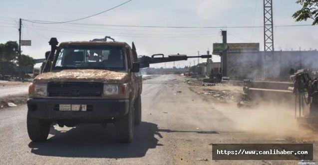 Terör örgütü YPG yavaş yavaş güvenli bölgeden çekilmeye başladı