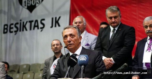 Beşiktaş'ın yeni başkanı Ahmet Nur Çebi Abdullah Avcı hakkında kararını verdi