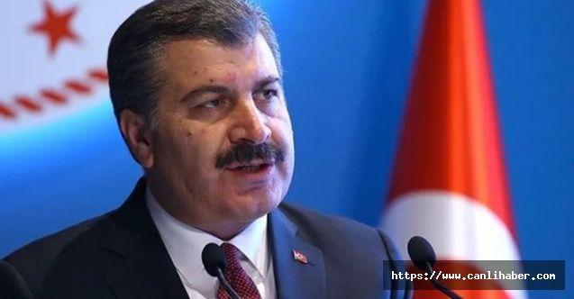 Sağlık Bakanı Fahrettin Koca 500 bin doz daha grip aşısı dağıtımı yapılacağını açıkladı