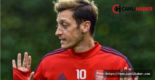 Arsenal teknik direktöründen kadro dışı kalan Mesut Özil hakkında açıklama