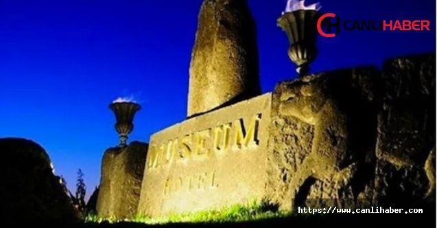 Museum hotel isim tartışması mahkemeye taşındı