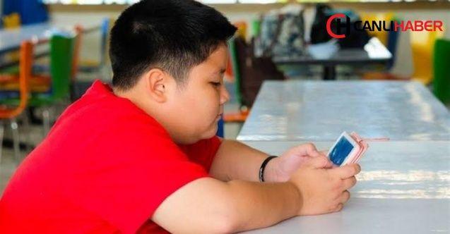 Çocuklarda obezite ürkütücü seviyelerde Aileler bilinçli olmalı