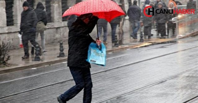 Meteoroloji'den çok kuvvetli sağanak yağış uyarısı Tüm yurtta etkili olacak