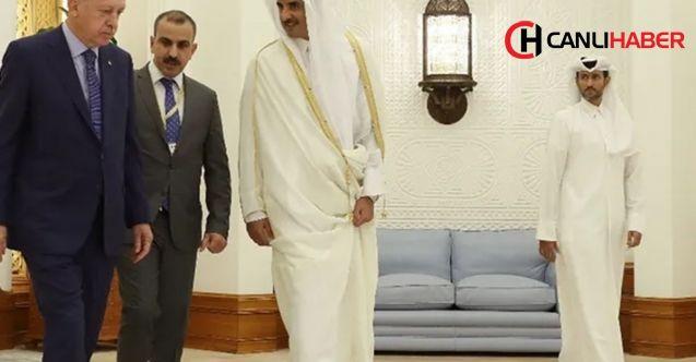 Türkiye ve Katar arasında 7 büyük anlaşma imzalandı