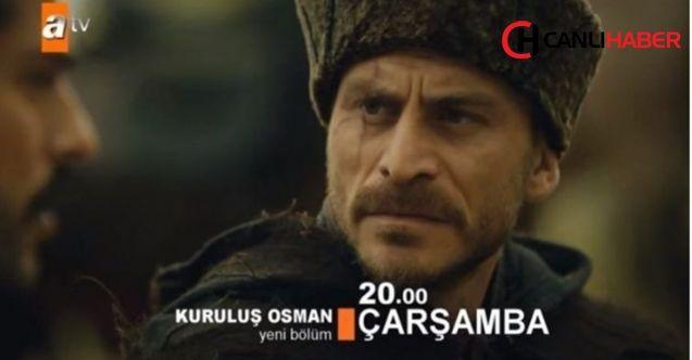 Eren Vurdem Kuruluş Osman dizisinin kadrosuna dahil oldu