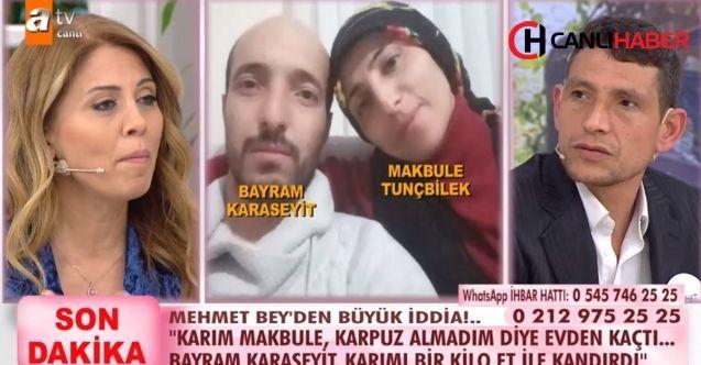 Esra Erol'da karpuz almadığı için eşini aldatan kadın Türkiye'nin gündemine oturdu