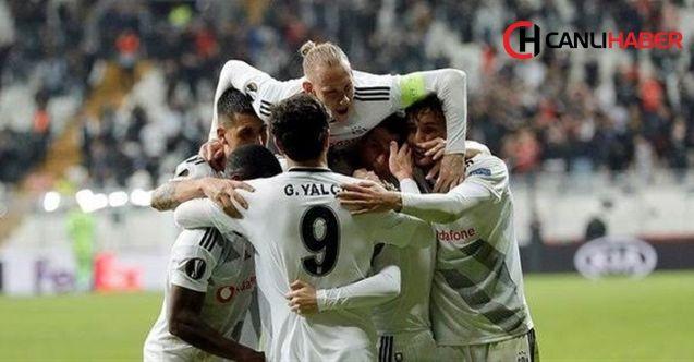 Beşiktaş UEFA'dan 3 milyon 490 bin euro kazandı