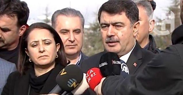 Ankara Valisi açıkladı: Umreden gelen 5 kişide koronavirüs semptomlarına rastlandı