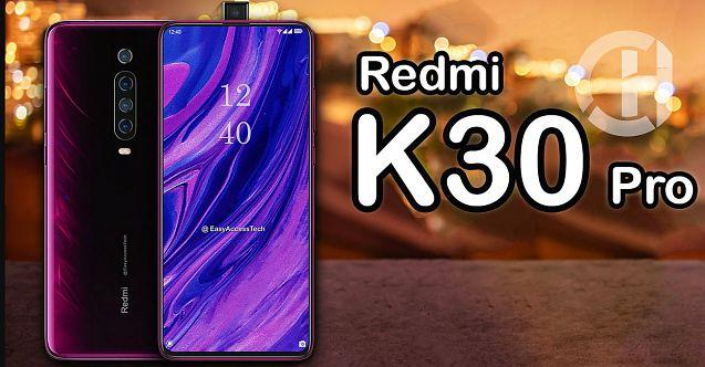 Redmi K30 Pro 5G telefon incelemesi