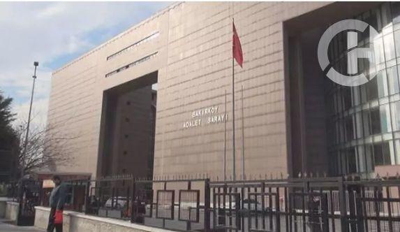 Bakırköy Adliyesi'nde koronavirüs vakası! 5 mahkeme karantina altında