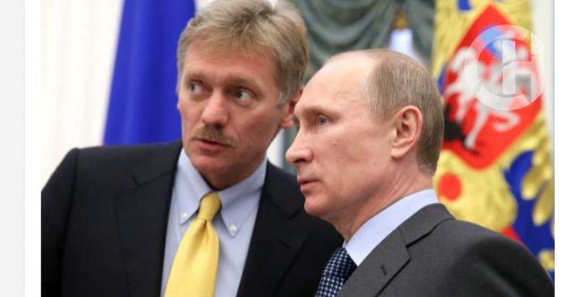 Putin'in sağ kolu Peskov'un koronavirüs testi pozitif çıktı!