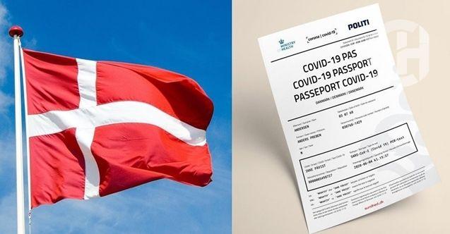 Danimarka, Kovid-19 Pasaportu Çıkarmaya Hazırlanıyor