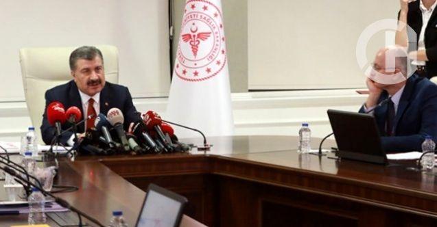 Türkiye'nin koronavirüsle mücadelesini eleştirenlere Fahrettin Koca, İngilizlerin yayınıyla cevap verdi