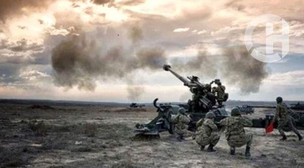 Karacehennem operasyonuna 700 askerle start verildi