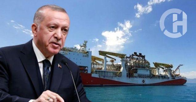 Cumhurbaşkanı Erdoğan'dan müjde yeni detay! Doğalgaz kaynağının yeri belli oldu