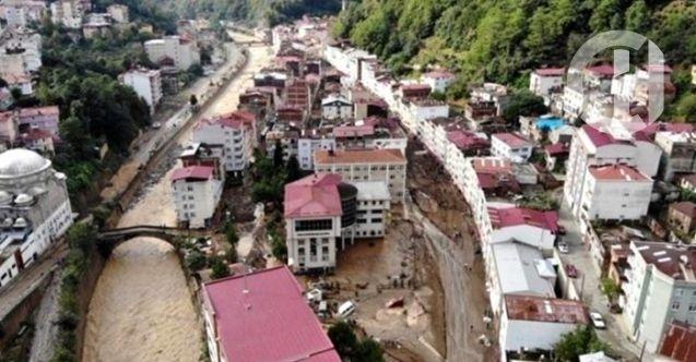 Sel felaketinin yaşandığı Giresun'da ölü sayısı yükseldi